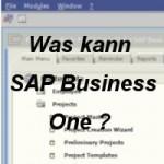 SAP One Preis- Lizenz-Kosten